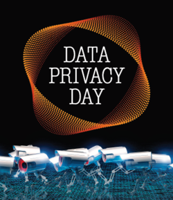Image with Data Privacy Day logo