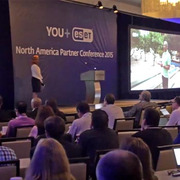 Image of participants at ESET North American Partner Conference