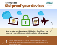 Kid-proof your devices